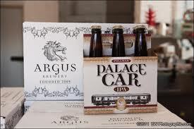 Specially brewer beer from Argus Brewery
